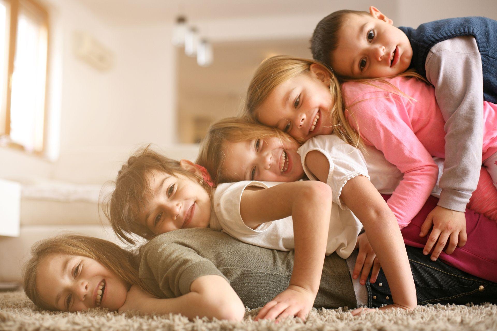 Ayudas para familias numerosas en España