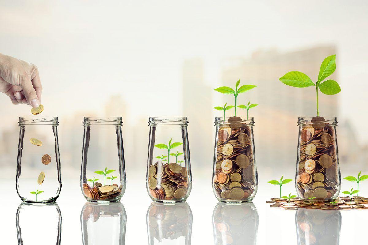 Invierte poco a poco con aportaciones periódicas