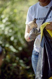 '1m2 por la naturaleza', liberemos de basuraleza los entornos naturales