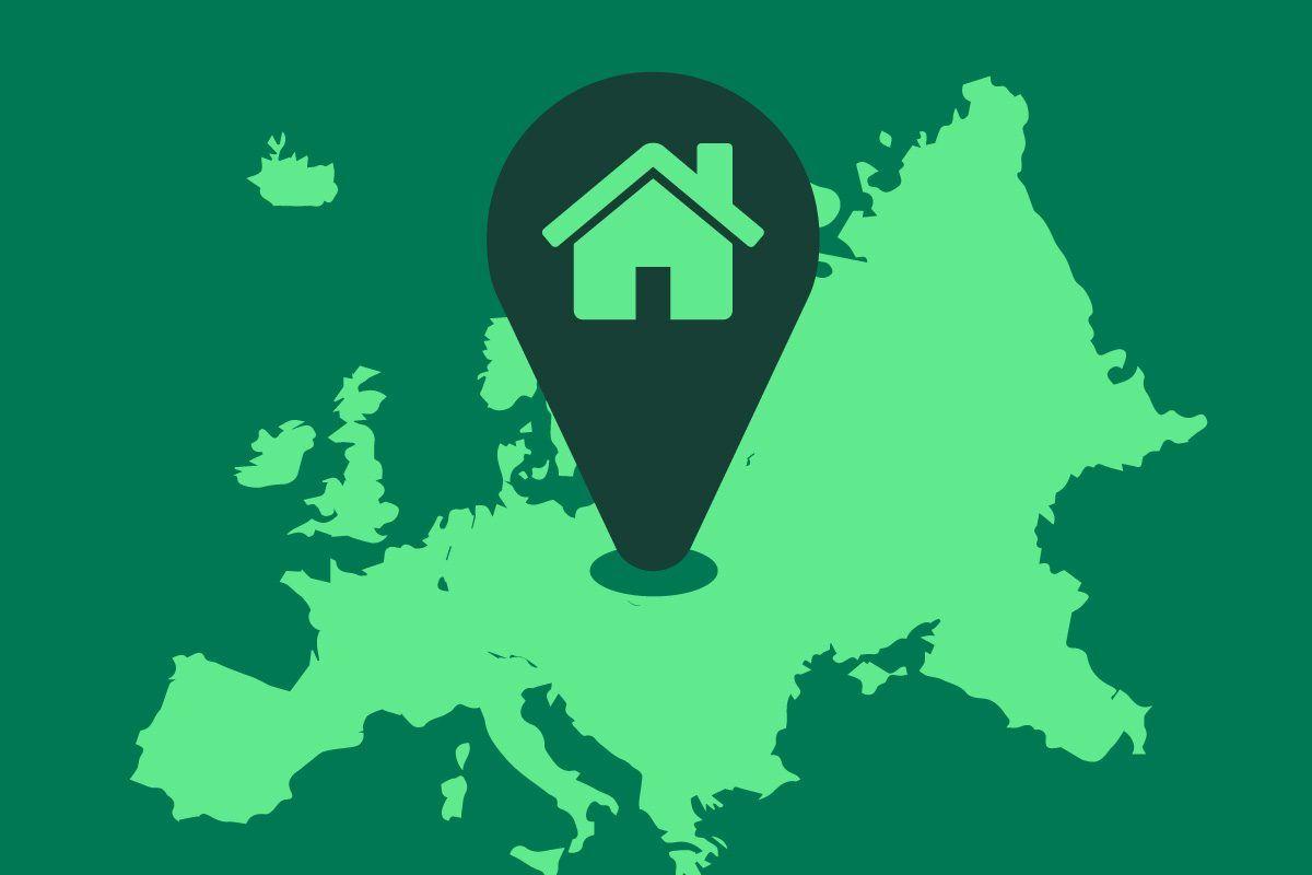 Vivir en una capital europea de alquiler, una cuestión económica