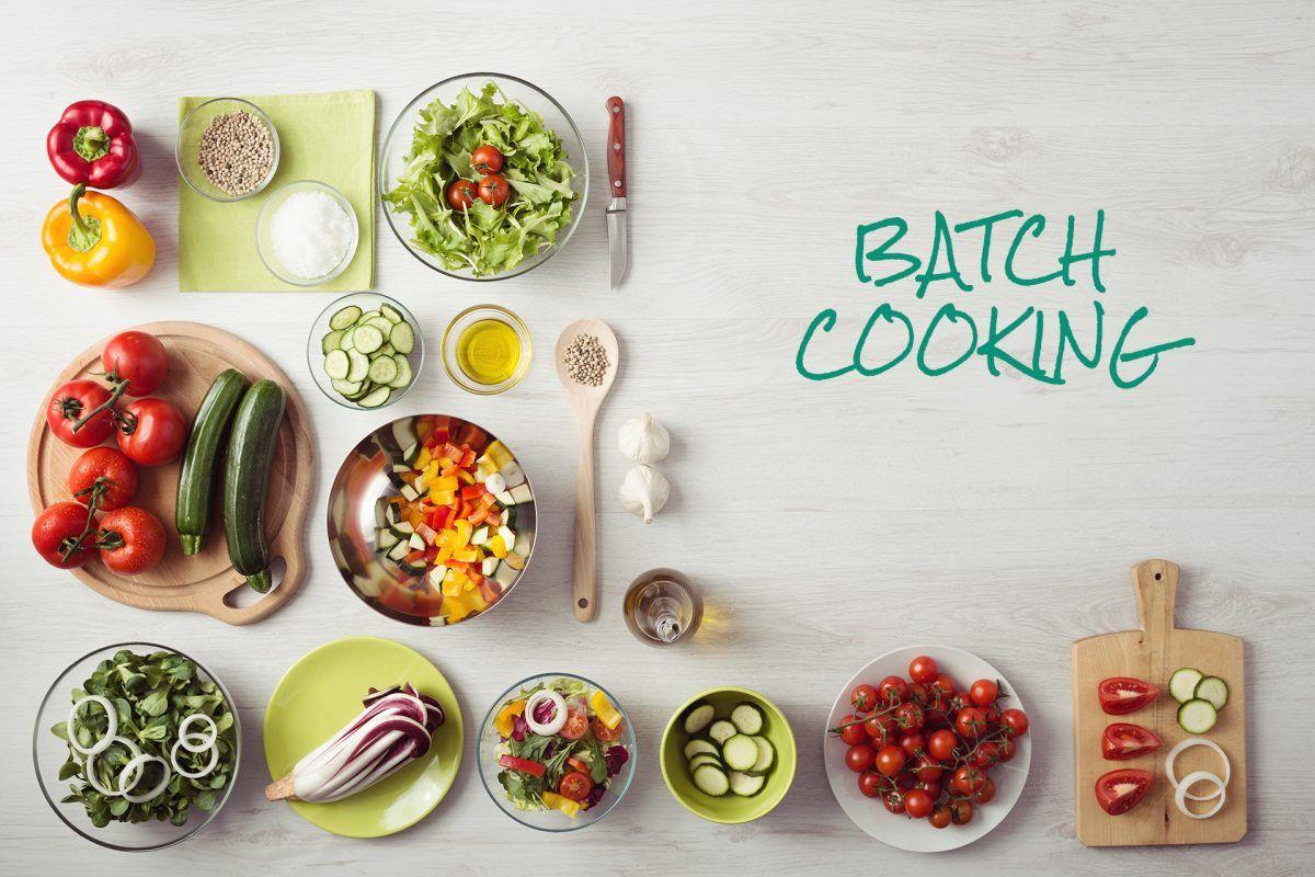 Ahorra tiempo y dinero en la cocina: 'batch cooking'