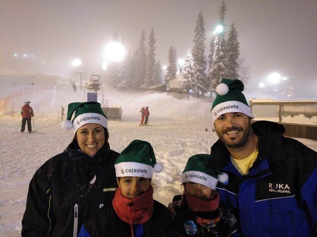 Viaje Laponia familia Cajasiete