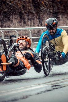 Deportistas españoles con discapacidad física, un ejemplo de superación
