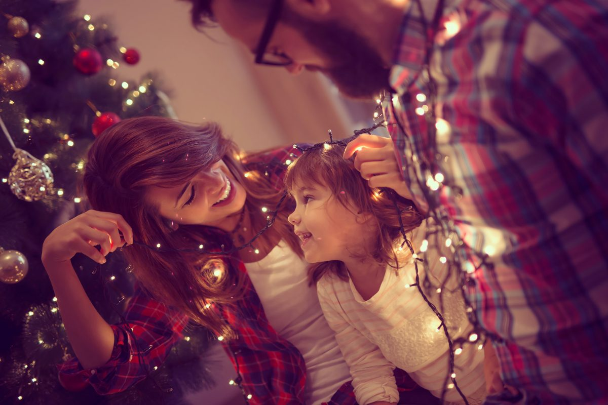 Cómo minimizar el gasto de las celebraciones navideñas en casa