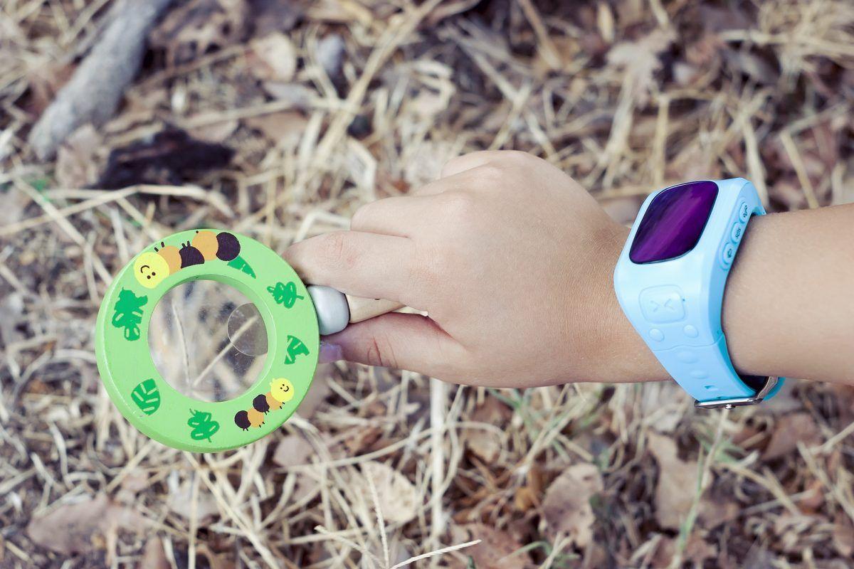 GPS para saber dónde están nuestros hijos en todo momento