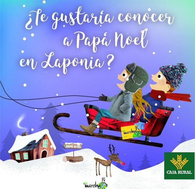 premio viaje laponia caja rural cajasiete