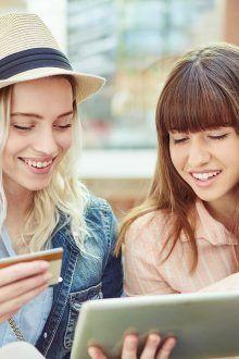 Antes de realizar compras online, confirma que no es una estafa