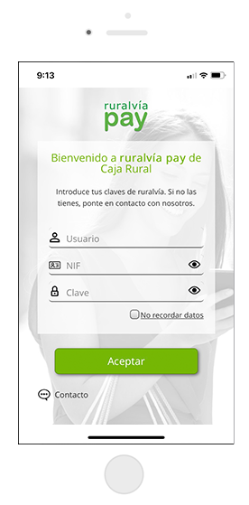 ruralvía pay