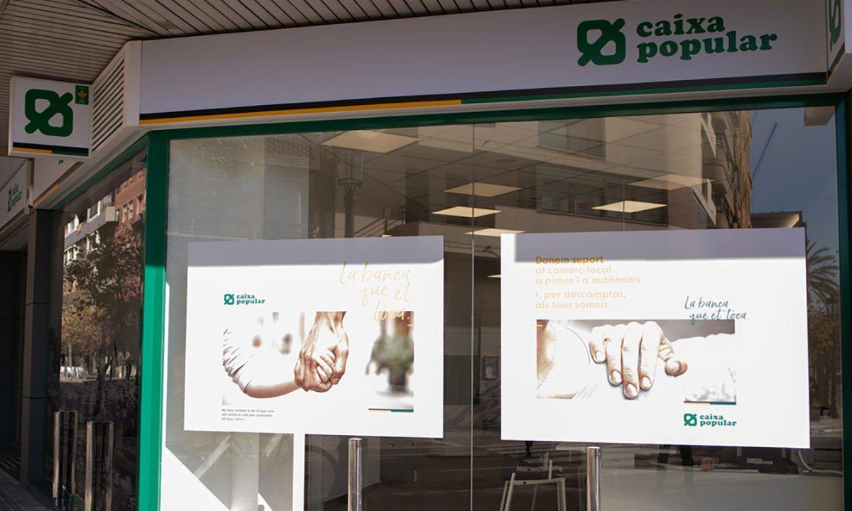 Caixa Popular habilita 440 millones de euros para ayudar a sus clientes frente a la crisis del Covid-19