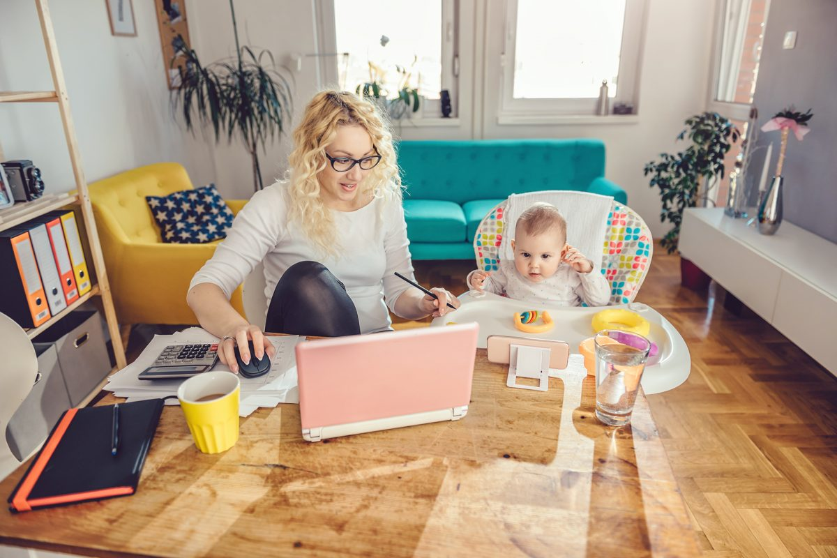 Consejos para trabajar desde casa con éxito