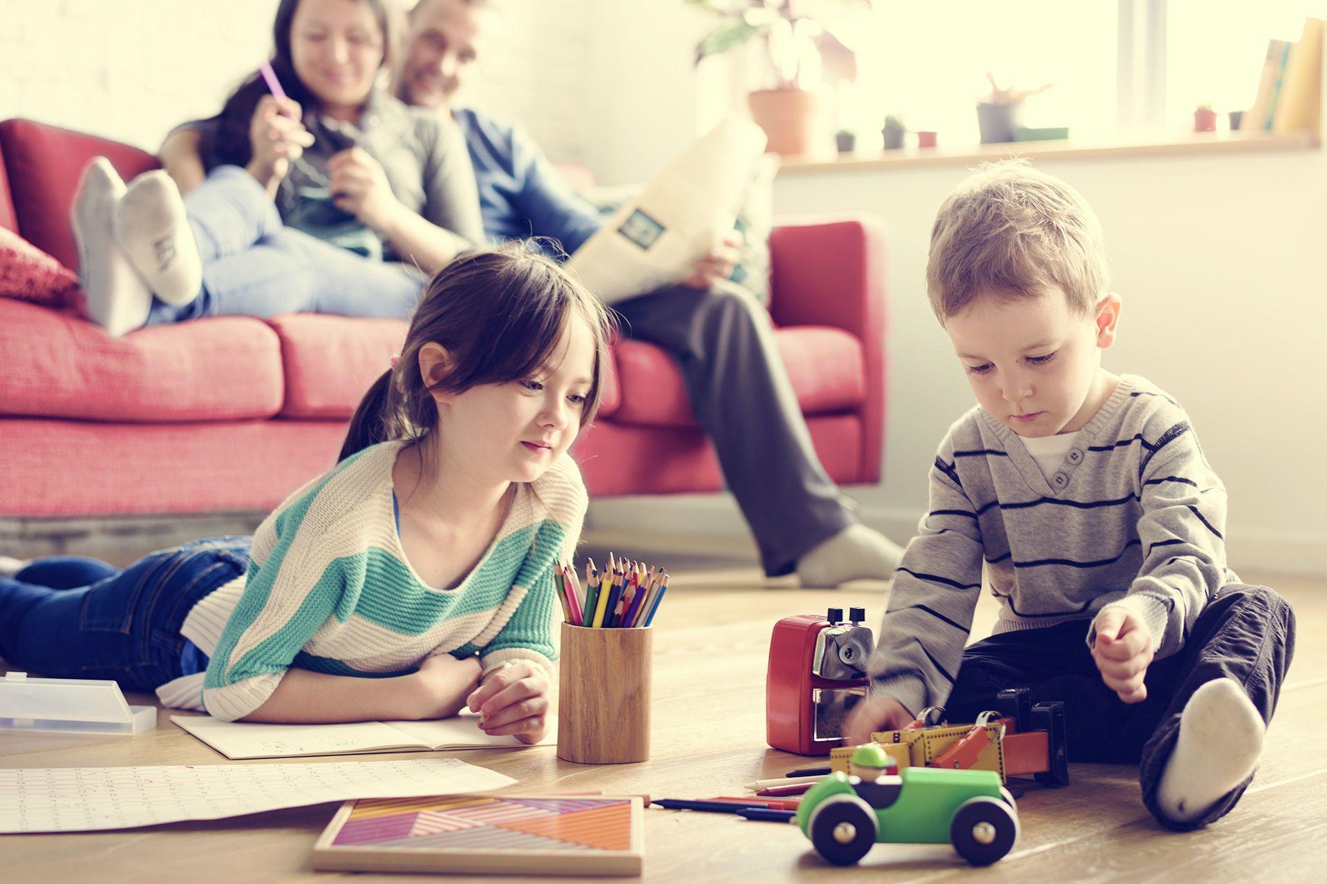 Cómo mantener una buena convivencia familiar durante la cuarentena -  ruralvía