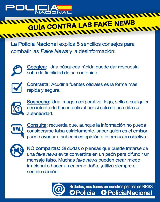 guía contra las fake news