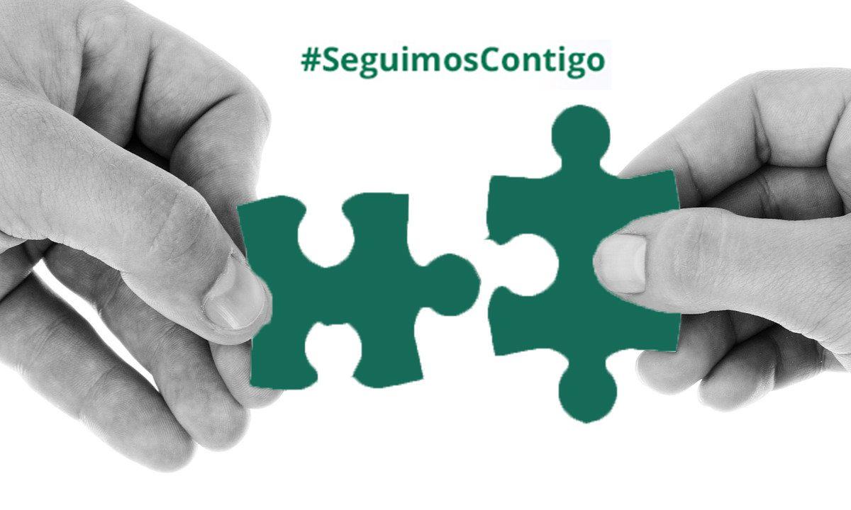Las entidades de Grupo Caja Rural adelantan el pago por desempleo a sus clientes. #SeguimosContigo