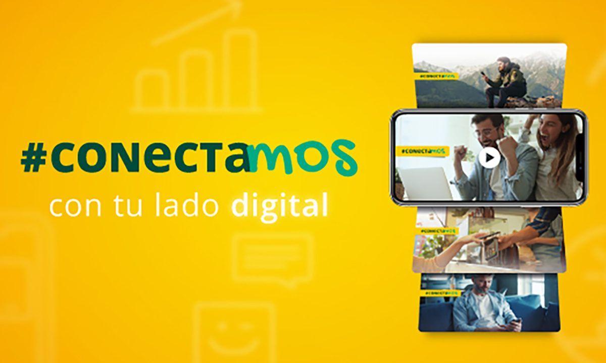 Caja Rural conecta con el lado más digital de sus clientes #CONECTAmos
