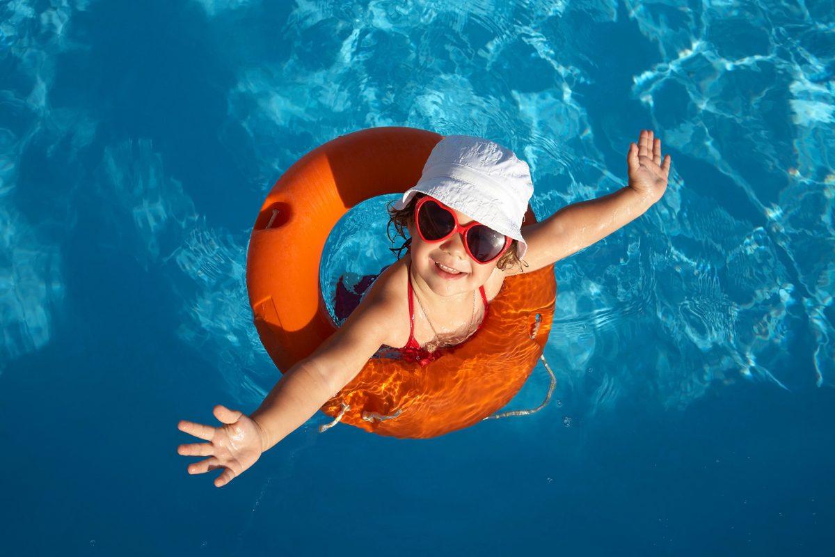Consejos para prevenir ahogamientos de niños en piscinas, playas, ríos y pantanos