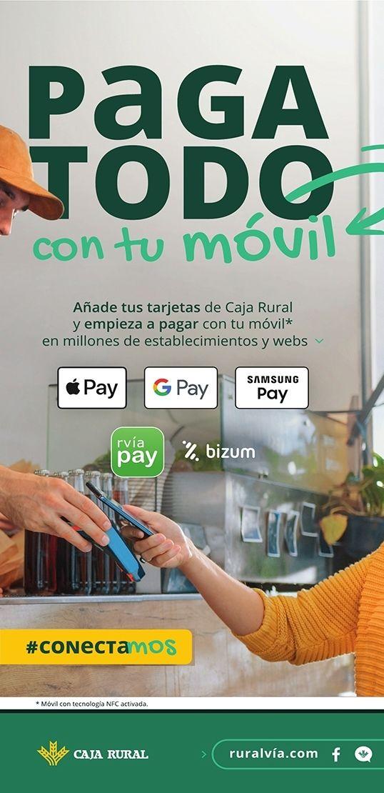 pago por movil caja rural ruralvia banca digital