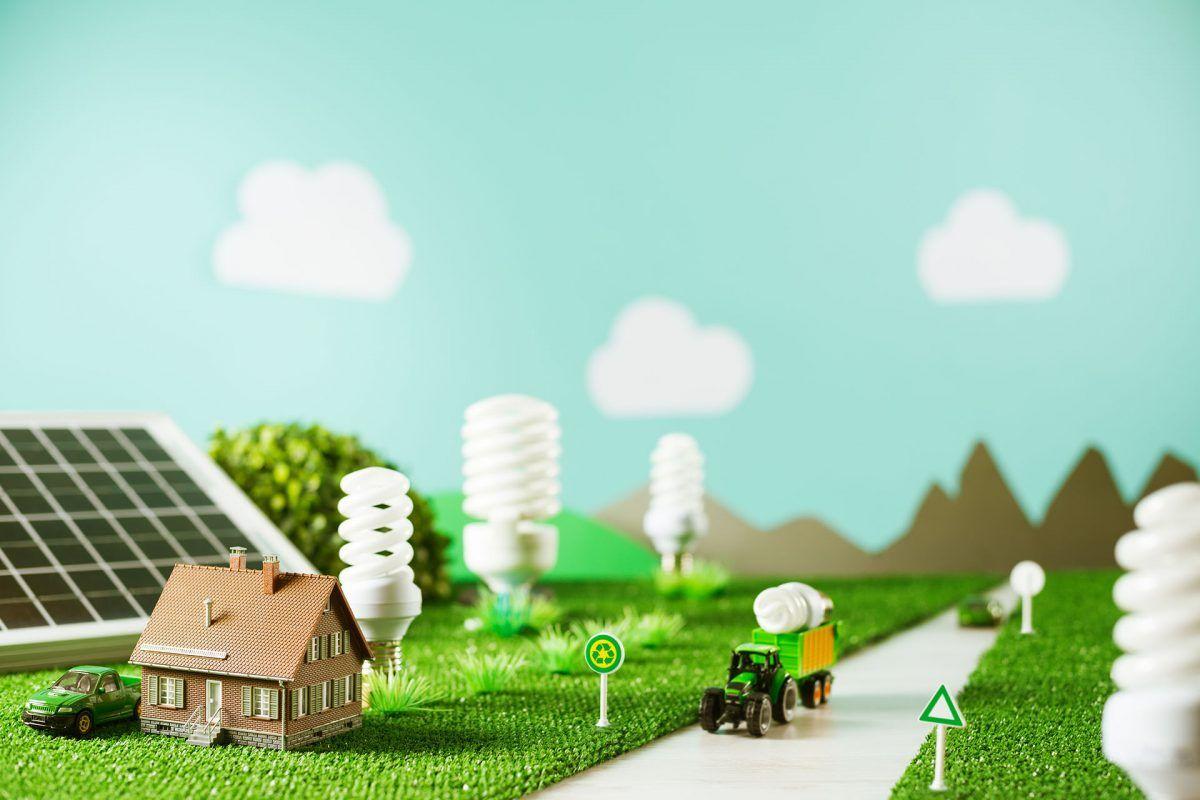 ¿Qué beneficios tiene ahorrar en energía?