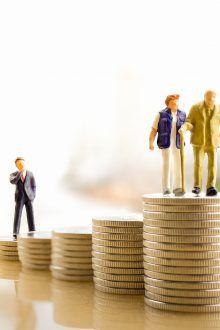 Las pensiones en España: evolución y pensión media según tu comunidad autónoma