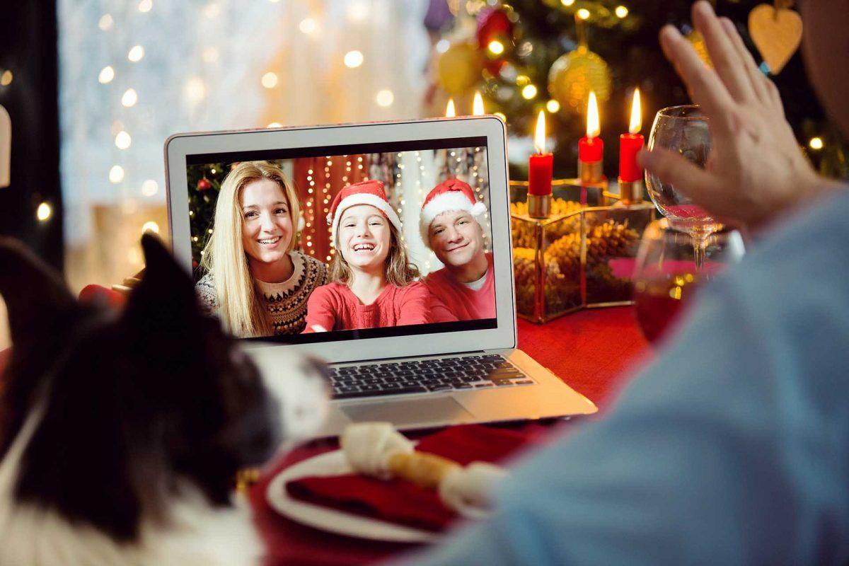 Programas para vivir una Navidad conectados a través de videollamada