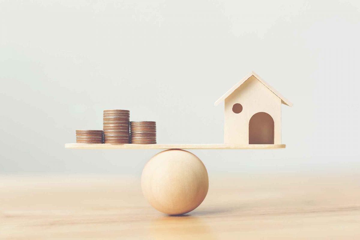 Ahorrar para comprar una vivienda en España