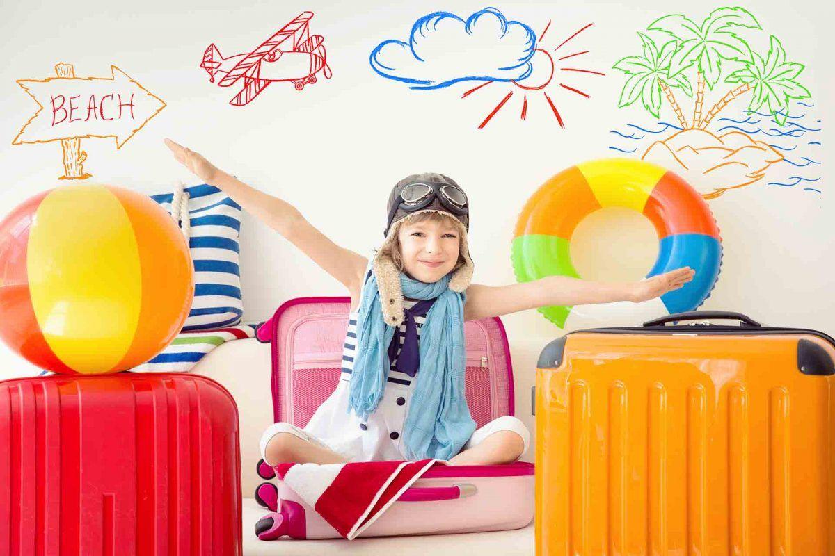 Acaban los colegios y… ¿qué opciones tienen estas vacaciones los niños?
