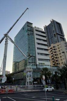 Cajasiete inicia las obras para transformar su Sede Central en un edificio más sostenible