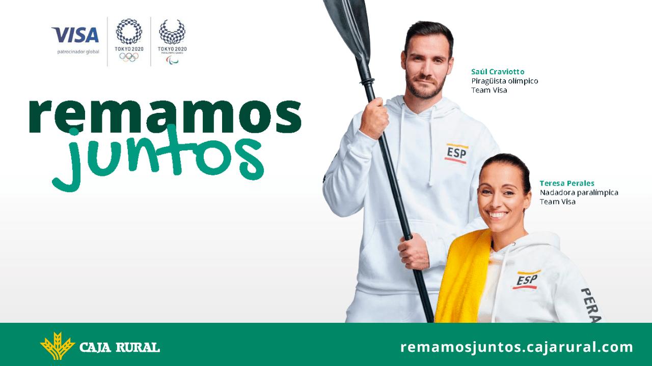 visa-cajarural-olimpiadas-tokio