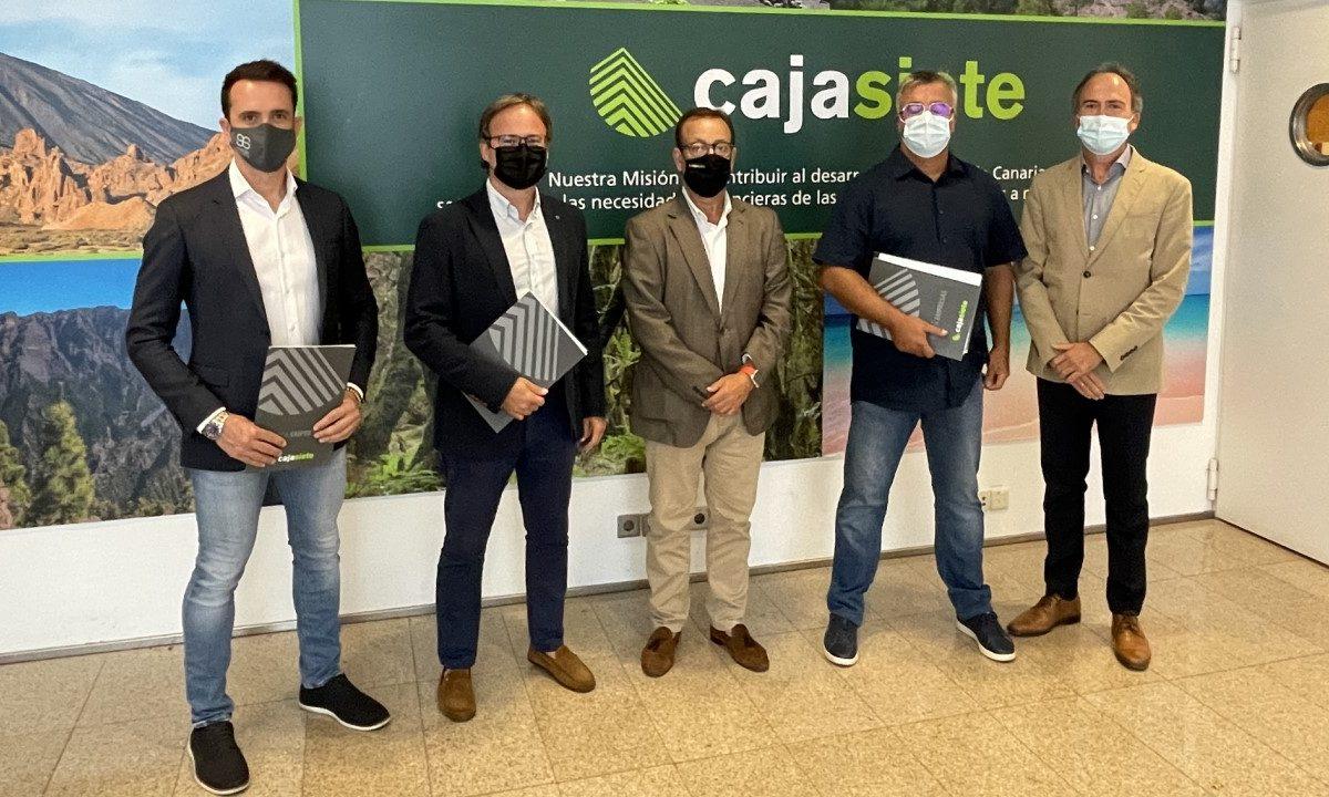 Cajasiete pone en marcha un proyecto de alianzas con empresas energéticas