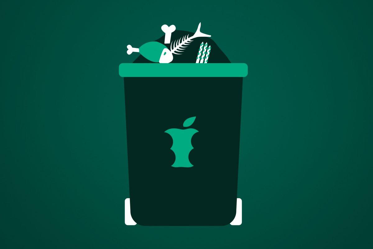 Deja de desperdiciar comida con estas ideas ecológicas y responsables
